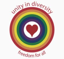 unity in diversity - small Kids Clothes