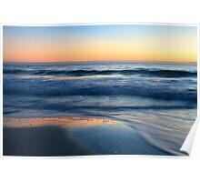 Sunset Light Poster