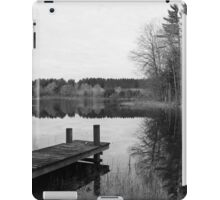 The End of Summer iPad Case/Skin