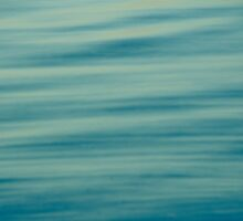 Ocean Abstract by Olivia Joy StClaire