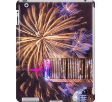 Happy Fourth of July from Boston, MA iPad Case/Skin