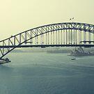 Harbour Bridge by blu370n3