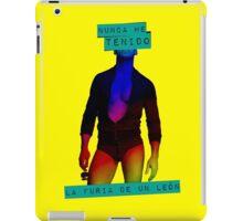 Mr. Model iPad Case/Skin