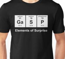 Elements of Surprise - Periodic Table Unisex T-Shirt
