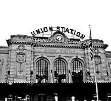 Union Station in Denver by Jackson Killion