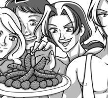 Chef-boy-orgy Sticker