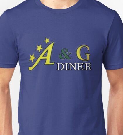 Deadly Premonition - A&G Diner Unisex T-Shirt