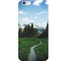 Skyline Trail iPhone Case/Skin
