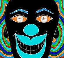 Black-faced Bozo by JaneAParis