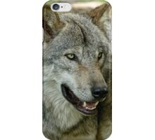 Glued to the hip! iPhone Case/Skin