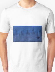 UFO In the Mist T-Shirt
