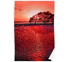 Red Sand Poster