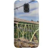Thru the Wire Samsung Galaxy Case/Skin