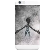 Alien by Raphael Terra iPhone Case/Skin