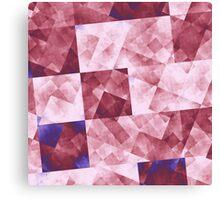 Raw Grid in DPA 01 Canvas Print