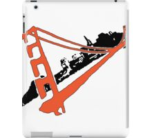 San Francisco Giants Stencil Team Colors iPad Case/Skin