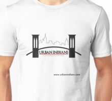 Urban Indians New York Logo Unisex T-Shirt