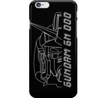 Gundam GN 000 iPhone Case/Skin