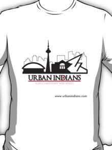 Urban Indians Toronto Logo T-Shirt