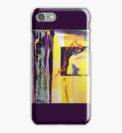 Acrylic Transfer 1 iPhone Case/Skin