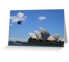 Australia Day 2008 Greeting Card