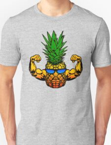 Pineapple Swole Unisex T-Shirt
