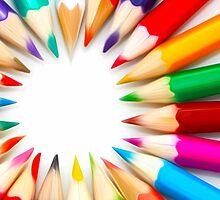 Color Pencils by Tr0y