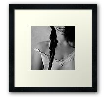 when you ready to sleep Framed Print