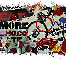 Eat More Chocolate by Cedric Canard