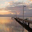 Lake King, Gippsland by Leanne Nelson