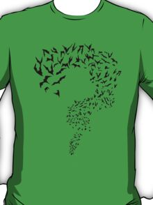 Bats Question Mark T-Shirt