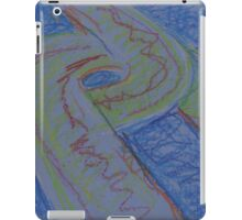 UFO HWY(SKETCH - PASTELS)(C2015) iPad Case/Skin