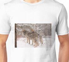 Sibling Love - Parc Omega, Montebello, PQ Unisex T-Shirt
