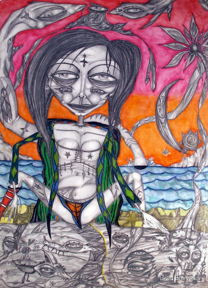 Cultivating the Mental Garden by Brad Shevellar