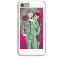 Hannibal - Hannigram back hug  iPhone Case/Skin