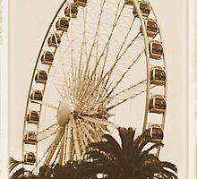 Perth Ferris Wheel 2 by TeAnne
