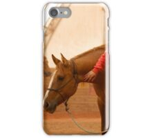 Lisanne and Ruby. iPhone Case/Skin