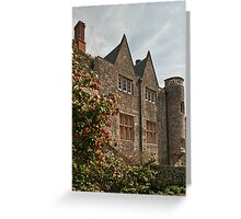 St. Fagan's Castle Greeting Card