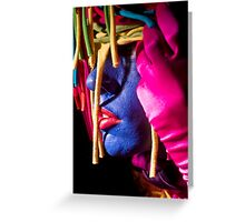 SEVEN HUNDRED PHOTOS Greeting Card