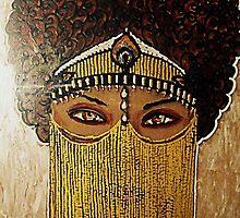 gold fringe by MaviSchirripa