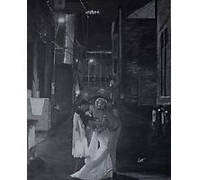 Mr. and Mrs. Holm Photographic Print