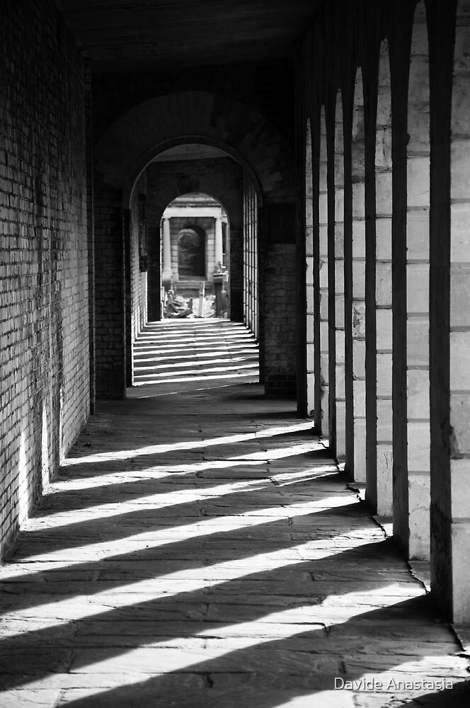 Brompton Cemetery, London by Davide Anastasia