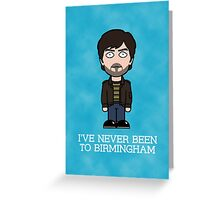Davy from Third Star Greeting Card