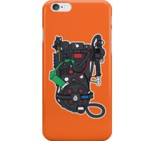 Proton Pack (a) iPhone Case/Skin