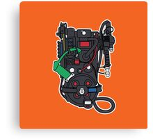 Proton Pack (a) Canvas Print