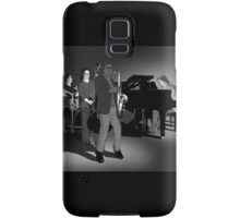 Johnny's band Samsung Galaxy Case/Skin