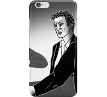 Bomba's a slob. iPhone Case/Skin