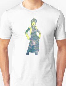 Jubilee X-Men Ink Scratch (Multi) T-Shirt