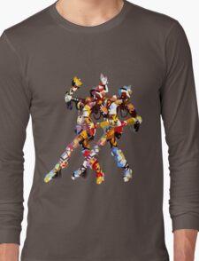 abstract or walk Long Sleeve T-Shirt