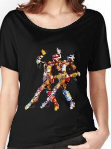 abstract or walk Women's Relaxed Fit T-Shirt